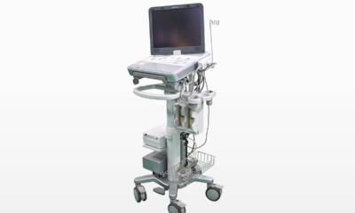 超音波診断装置 Viamo