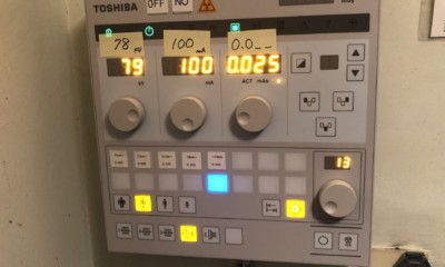 X線高電圧装置 KXO-25SS