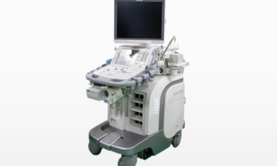 超音波診断装置 Aplio500(貸出)