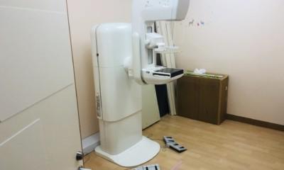 乳房X線撮影システム Mammorex Pe.ru.ru