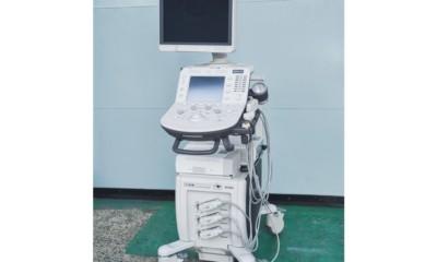 超音波診断装置 Xario100 platinum